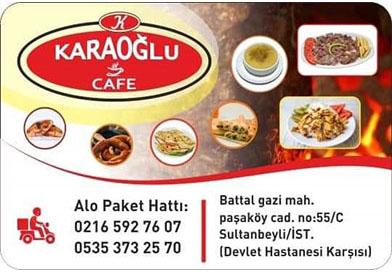 KARAOĞLU CAFE